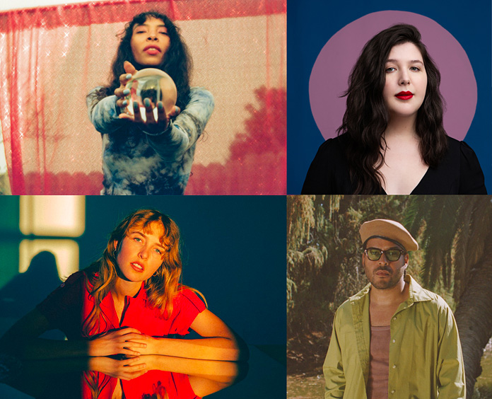 10 Best Songs of the Week: SPELLLING, Lucy Dacus, Ora the Molecule, Twin Shadow, and More