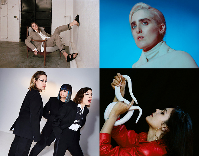 11 Best Songs of the Week: Marika Hackman, Shura, Sleater-Kinney, Bat For Lashes, and More