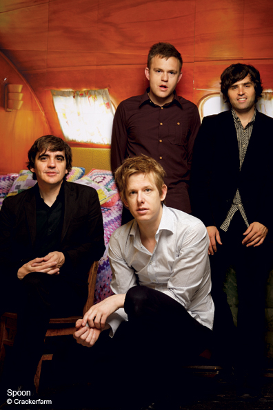 New Spoon Album and Tracklist Announced