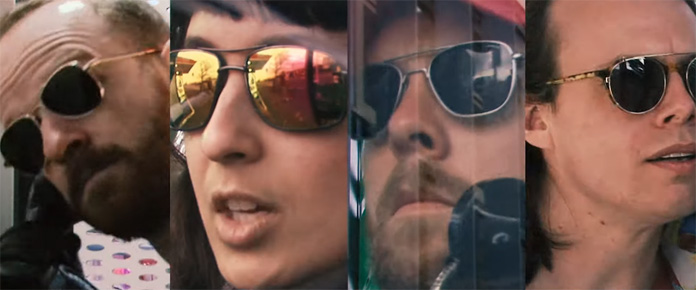 """The Beths Embark on a Heist in the Amusing Video for """"Mars, the God of War"""""""