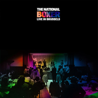 The National Announce Quot Boxer Quot Live Album For Record Store