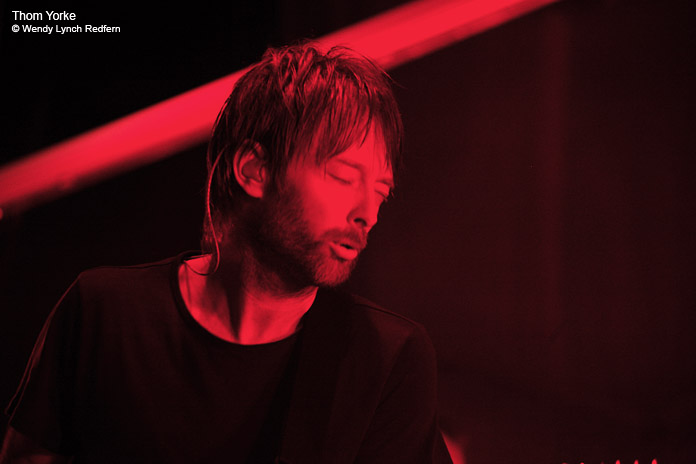 Thom Yorke Publishes Election Day Playlist