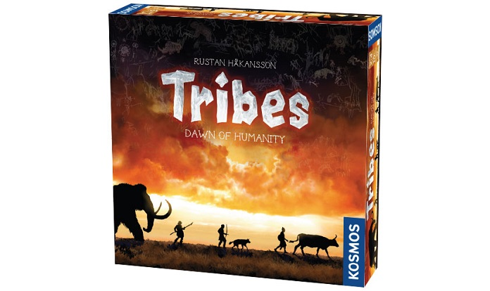 PLAYlist 49: Tribes: Dawn of Humanity