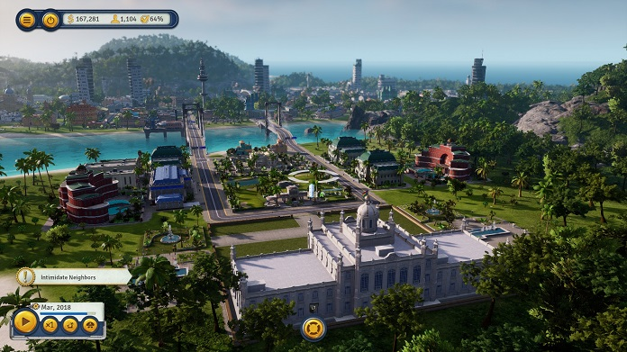 Gaming Frequencies: Tropico 6