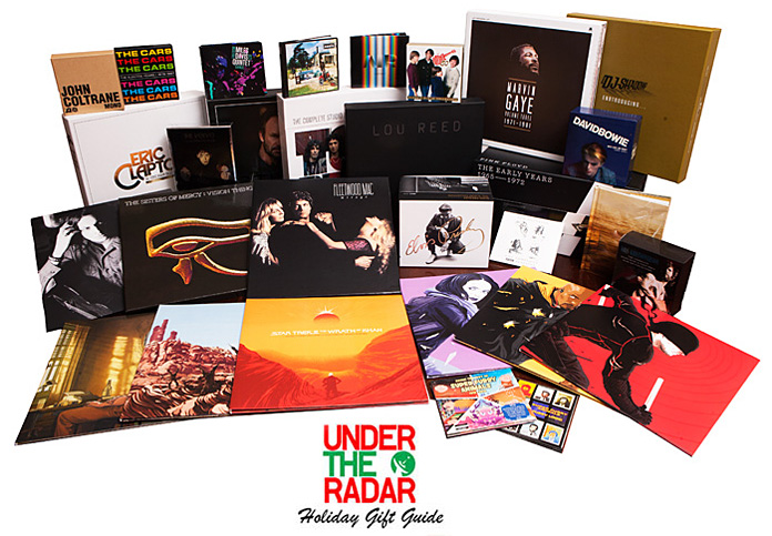 Under the radars holiday gift guide 2016 part 1: music box sets