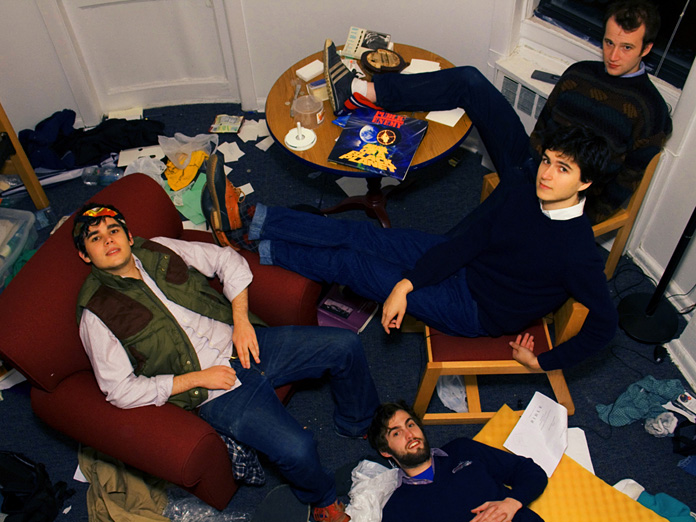 Throwback Thursday: Vampire Weekend Interview from 2007