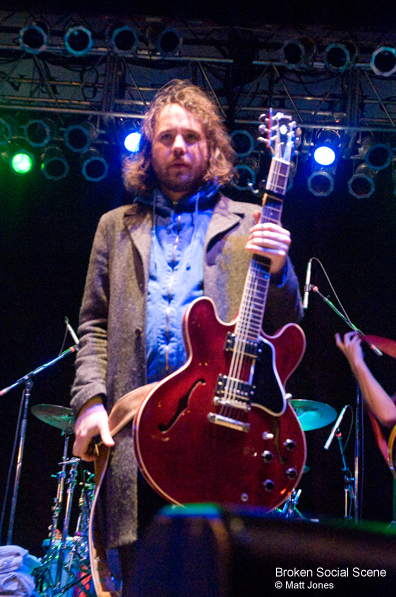 Photos From the Harvest of Hope Festival - Broken Social Scene, Dr. Dog, Billy Bragg, and more