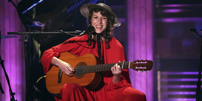 "Watch Aldous Harding Perform ""The Barrel"" on ""The Tonight Show Starring Jimmy Fallon"""