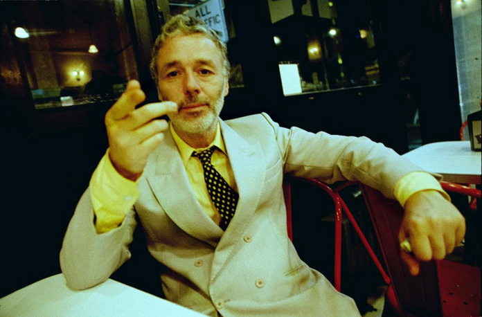 "Baxter Dury on ""The Night Chancers"""