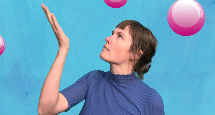 """Bernice Share Quirky Video for New Song """"It's Me, Robin"""""""