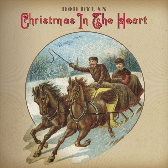 """Bob Dylan Celebrates """"Christmas in the Heart"""" October 13th"""