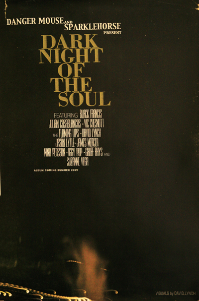 Danger Mouse vs. EMI – Dark Night of the Soul Delayed by Legal Issues