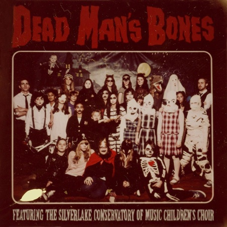 Dead Man's Bones (Ryan Gosling and Zach Shields) Scare Up Debut Cover, Tracklist Details