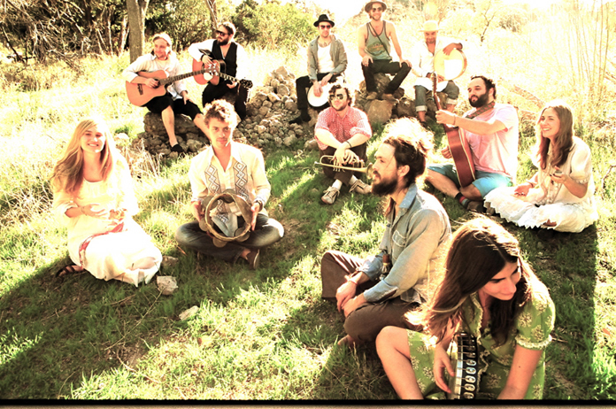 """Edward Sharpe and the Magnetic Zeros Go """"Home"""" In New Video"""