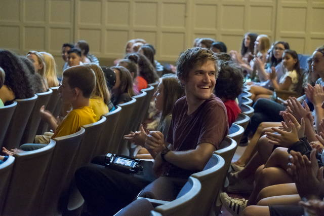 "Bo Burnham, Writer/Director of ""Eighth Grade"""