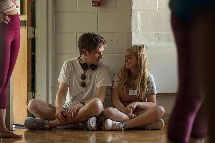 "Bo Burnham and Elsie Fisher on ""Eighth Grade"""