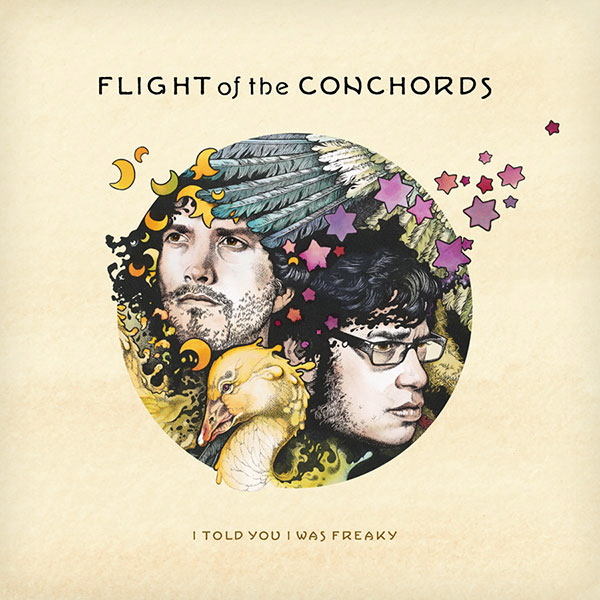Flight of the Conchords Get Freaky On Second LP