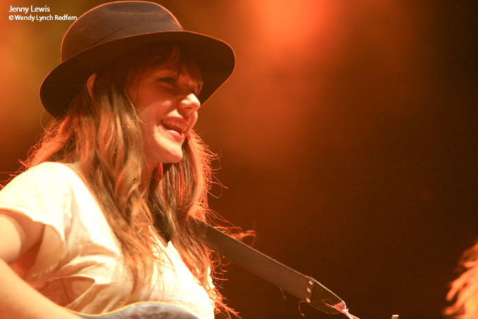 Coachella 2009 Day Two Features Strong Sets from M.I.A., Jenny Lewis, and Fleet Foxes