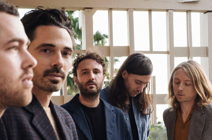 """Local Natives Share Lyric Video for New Song """"Nova"""""""