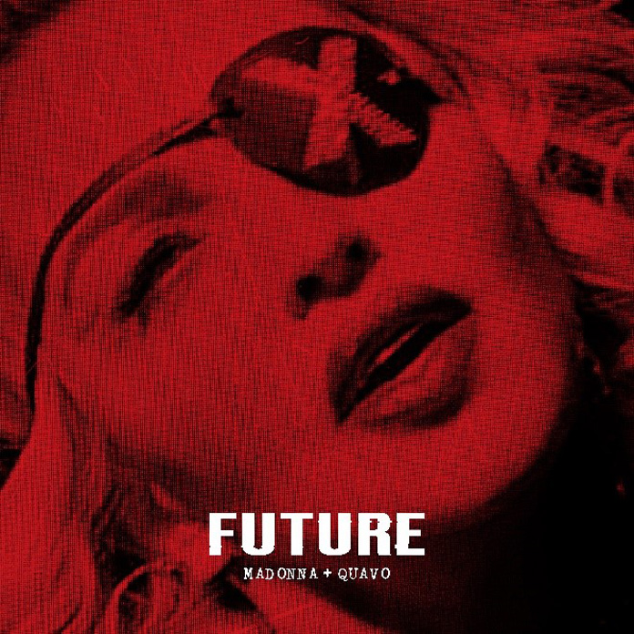 """Madonna Shares New Song """"Future"""" (Feat. Quavo)"""