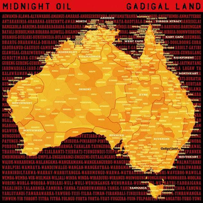 "Midnight Oil Release First New Song in 17 Years – ""Gadigal Land"""