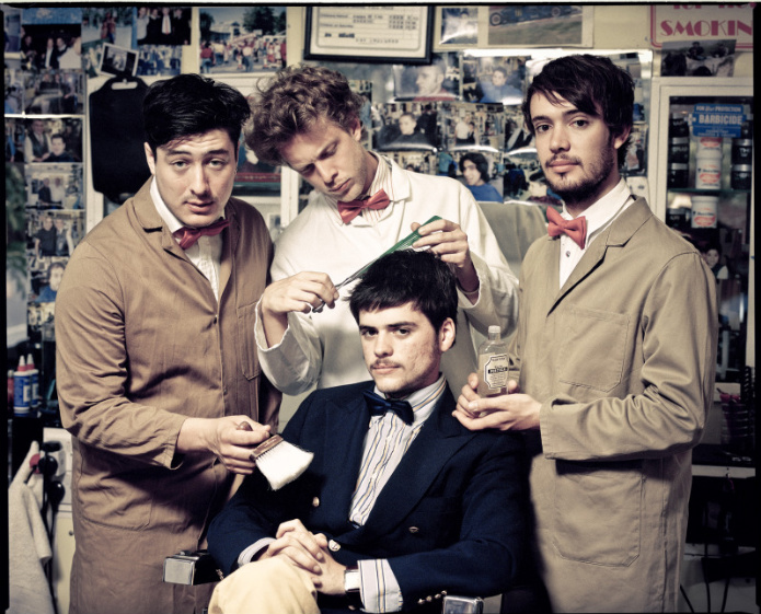 Mumford and Sons Plot Stateside Release of Debut Album, Tour
