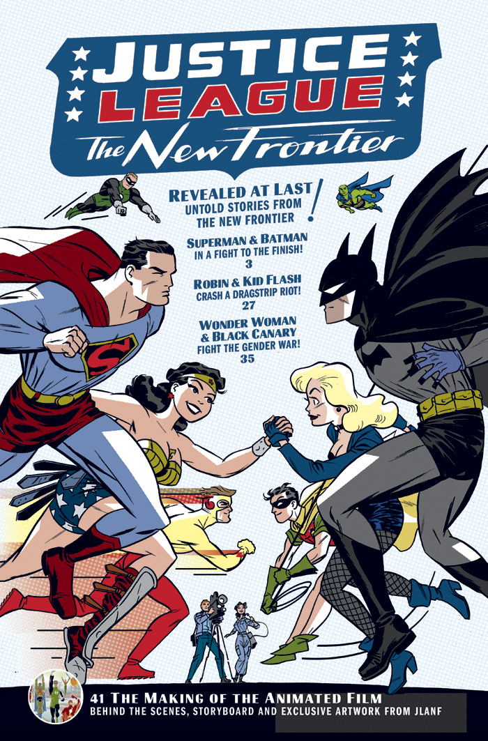 Darwyn Cooke, Creator of Justice League: The New Frontier