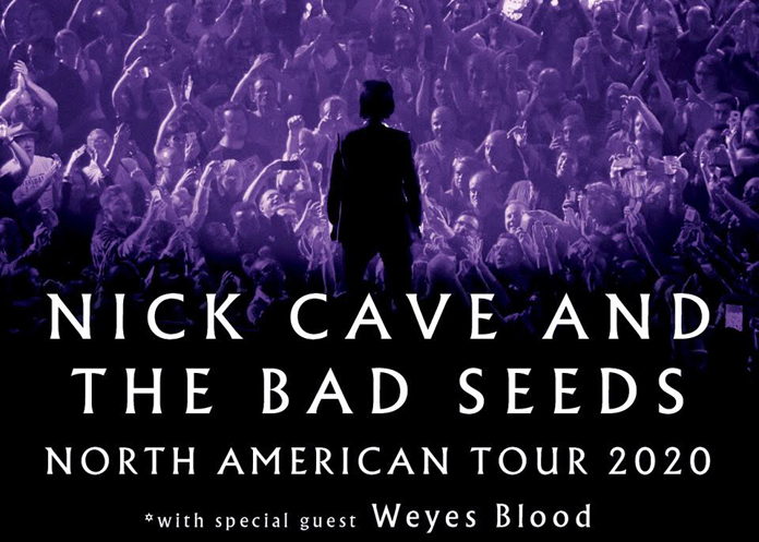 Nick Cave & the Bad Seeds Announce New Fall Tour Dates with Select Support from Weyes Blood