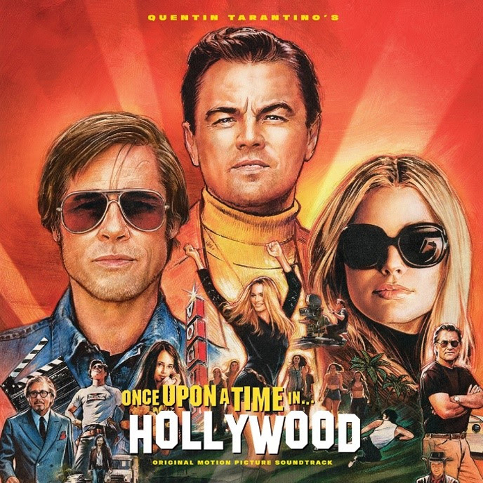 The Soundtrack For Quentin Tarantino S Once Upon A Time