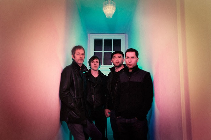 British shoegazing icons Ride reformed in 2014 and have been touring. In 2015 they also released Nowhere25, a 25th anniversary reissue of their 1990-released debut album Nowhere.
