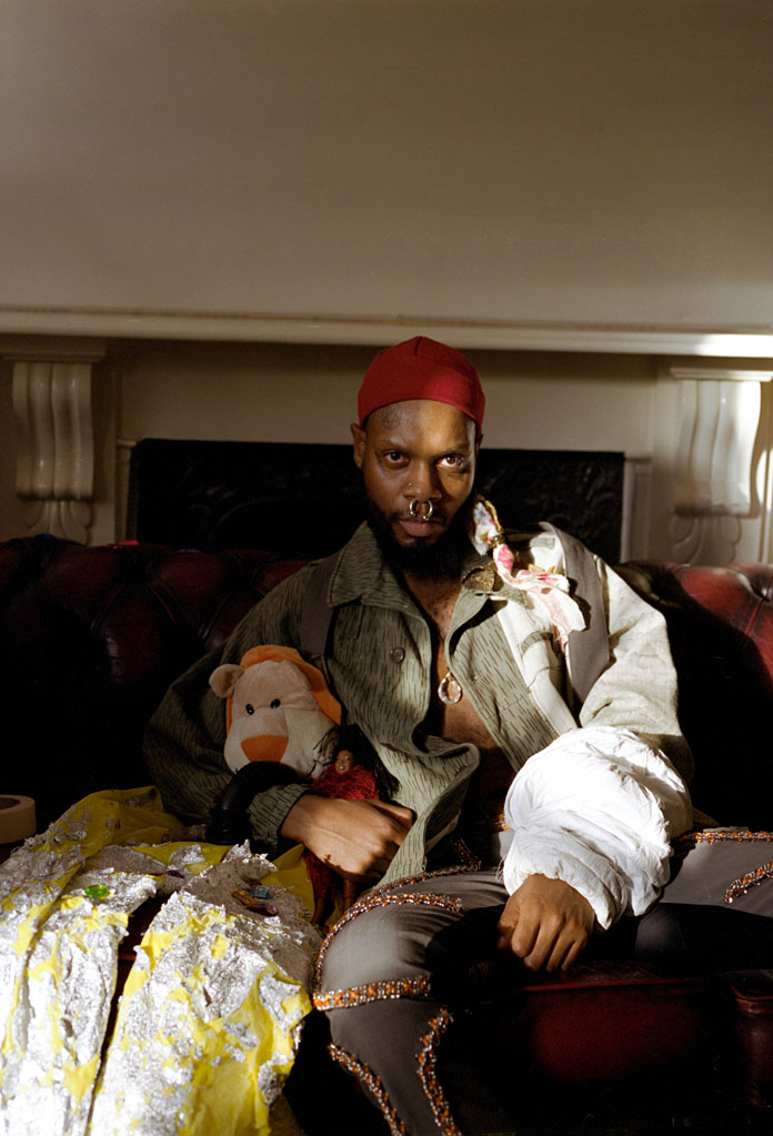 "serpentwithfeet on ""soil"""