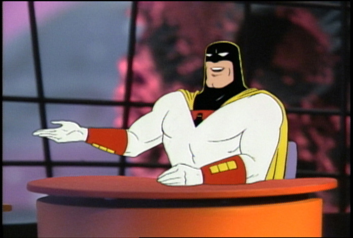 George Lowe on Being Space Ghost, Mike Lazzo's Texas Accent, and Fighting With Zorak