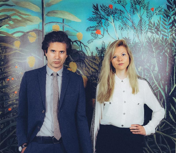 Anatomy Of A Song Greg Hughes Of Still Corners On The Message