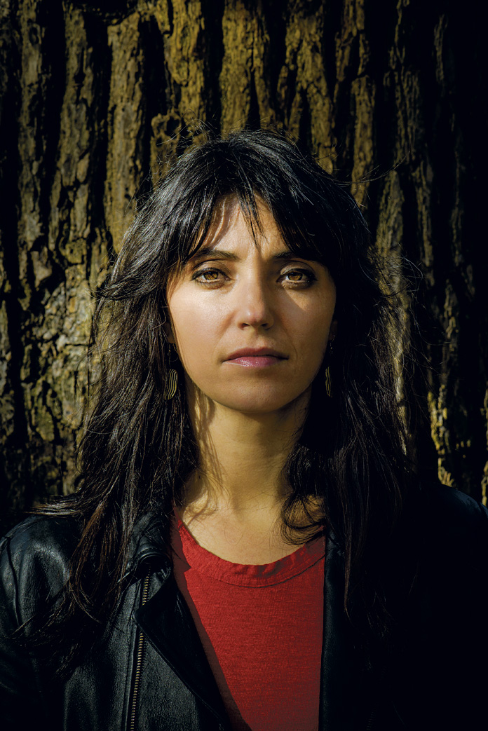 "Sharon Van Etten on ""Remind Me Tomorrow"""