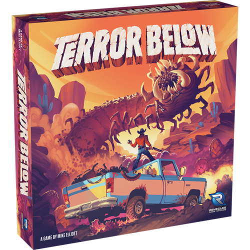 PLAYlist 47: Terror Below