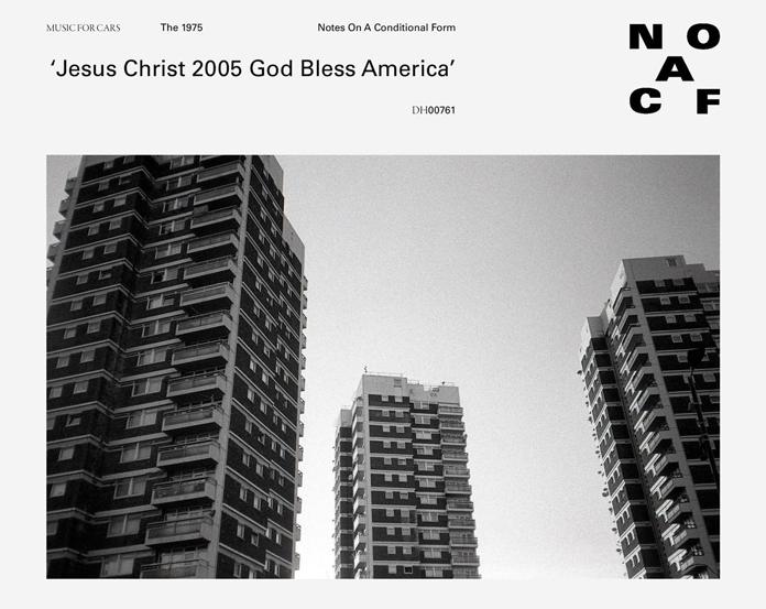 "The 1975 Share New Song ""Jesus Christ 2005 God Bless America"" (Feat. Phoebe Bridgers)"