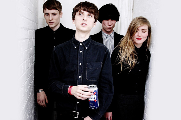 """New These New Puritans Video: """"Attack Music"""""""