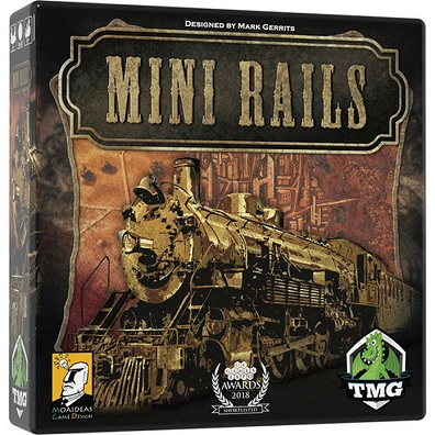 PLAYlist 50: Mini Rails