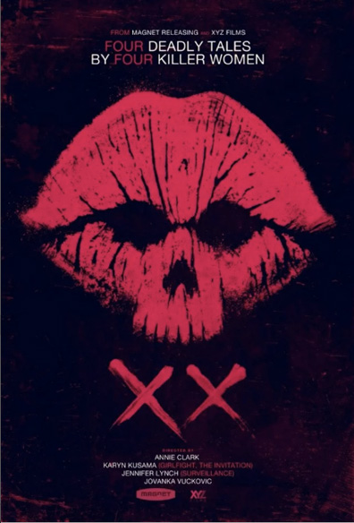 XX is a new horror anthology film that features four segments, each directed by a different woman.