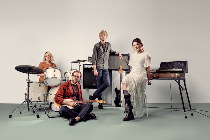 """Yumi Zouma Announce New Album and Tour, Share Video New Song """"Cool For a Second"""""""