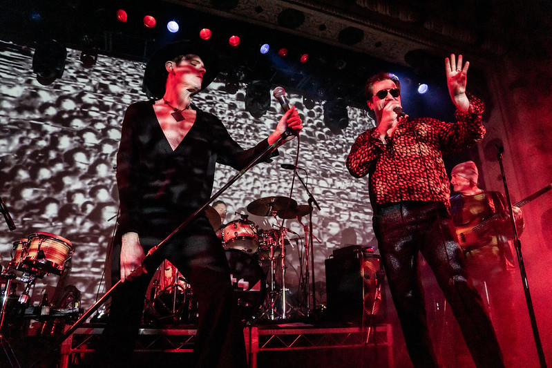 Sons of the Silent Age with Michael Shannon at Chicago's Metro