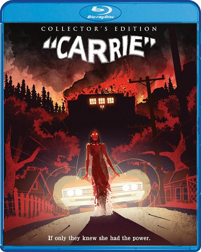 The real horror of Carrie does not lie with the vengeful, telepathic teenager of the movie's title, but in the endless stream of abuse she endures for the majority of its runtime