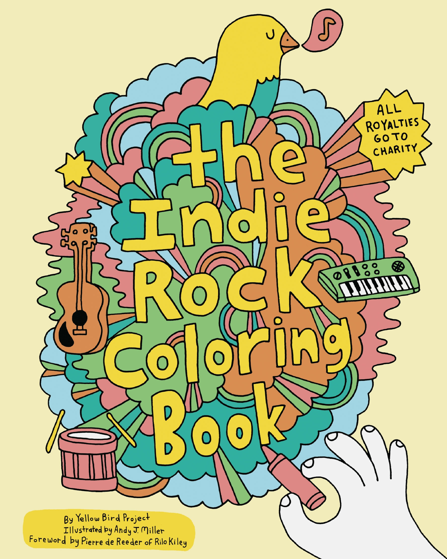 The In Rock Coloring Book
