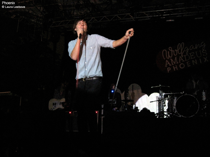 Phoenix & Passion Pit at Rumsey Playfield, New York, NY | Under the ...