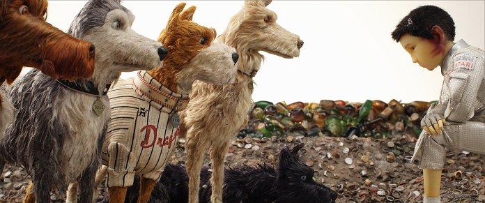 Image result for isle of dogs