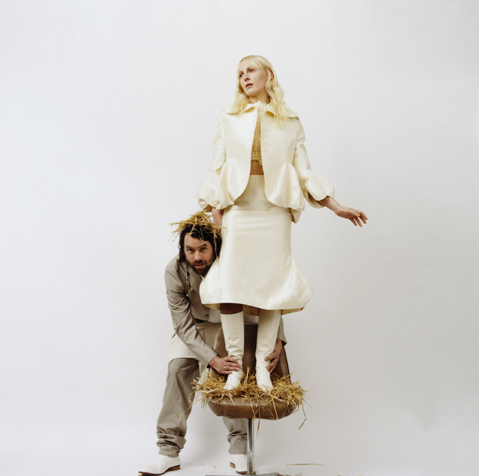 """LUMP – Laura Marling and Mike Lindsay on Their New Album """"Animal"""""""