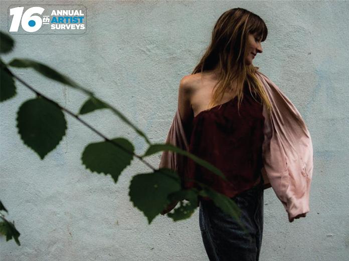 16th Annual Artist Survey: Erika Spring of Au Revoir Simone