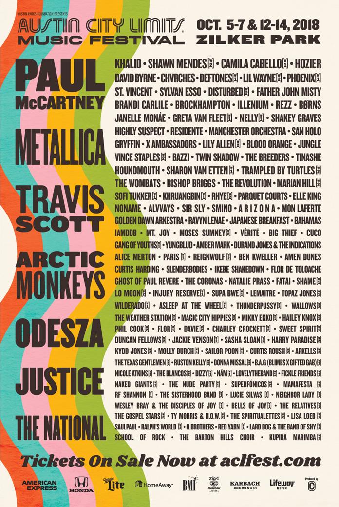 Austin City Limits Fest - Fuse
