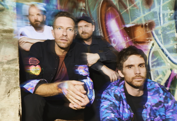 """Coldplay Share 10-Minute-Long New Space-Inspired Song """"Coloratura"""""""