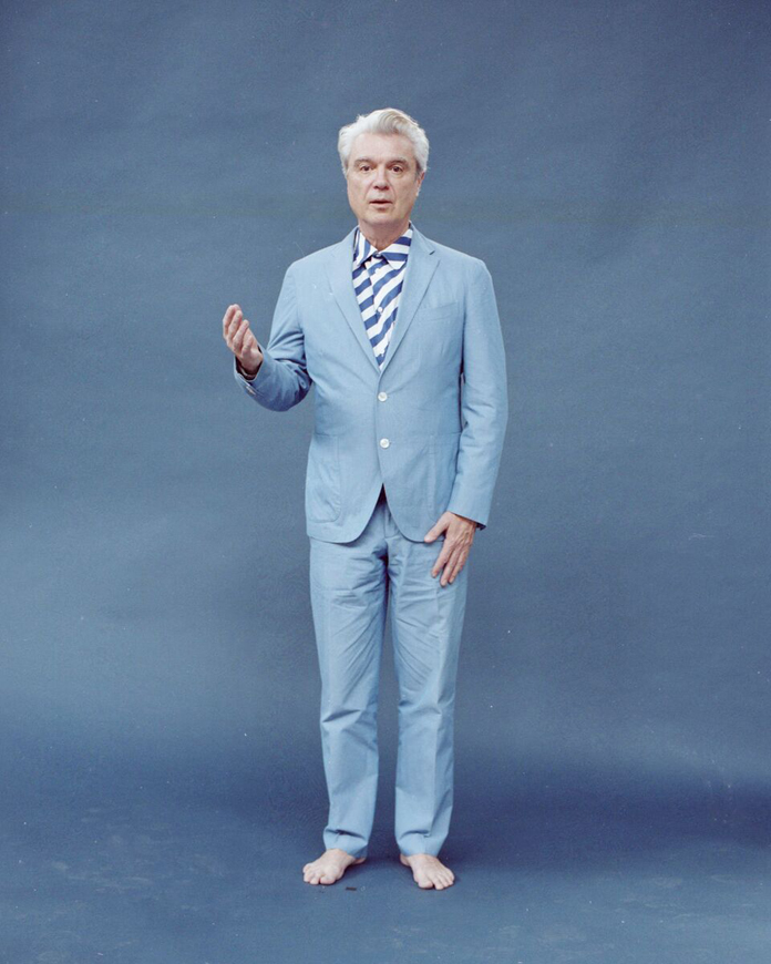 "David Byrne on Broadway, Doodles, and ""Reasons to be Cheerful"""